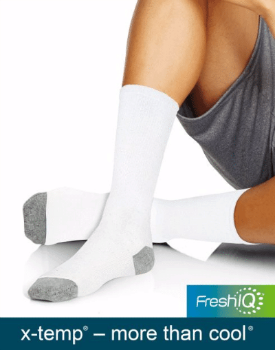 Hanes FreshIQ Holiday Gift Ideas Comfort Cool