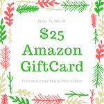 Amazon Gift Card Giveaway – Holiday Giveaway