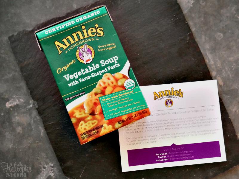 Annie's Organic BabbleBoxx