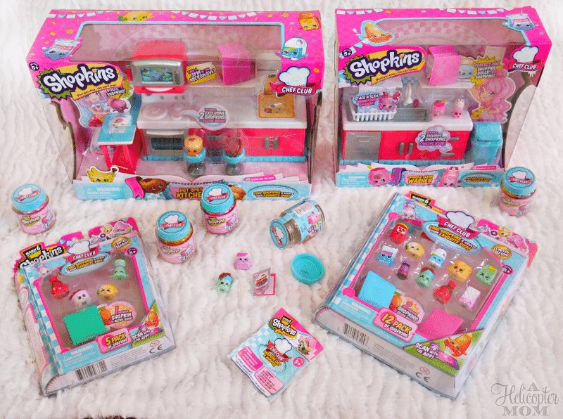 Shopkins Chef Club - Gift Ideas for Kids