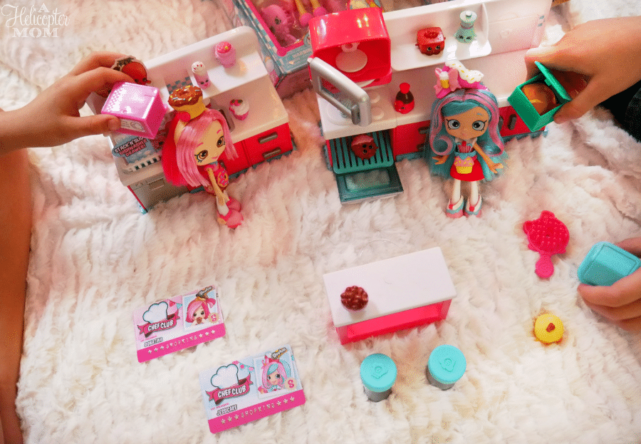 Shopkins Chef Cub Playsets - Shopkins Giveaway