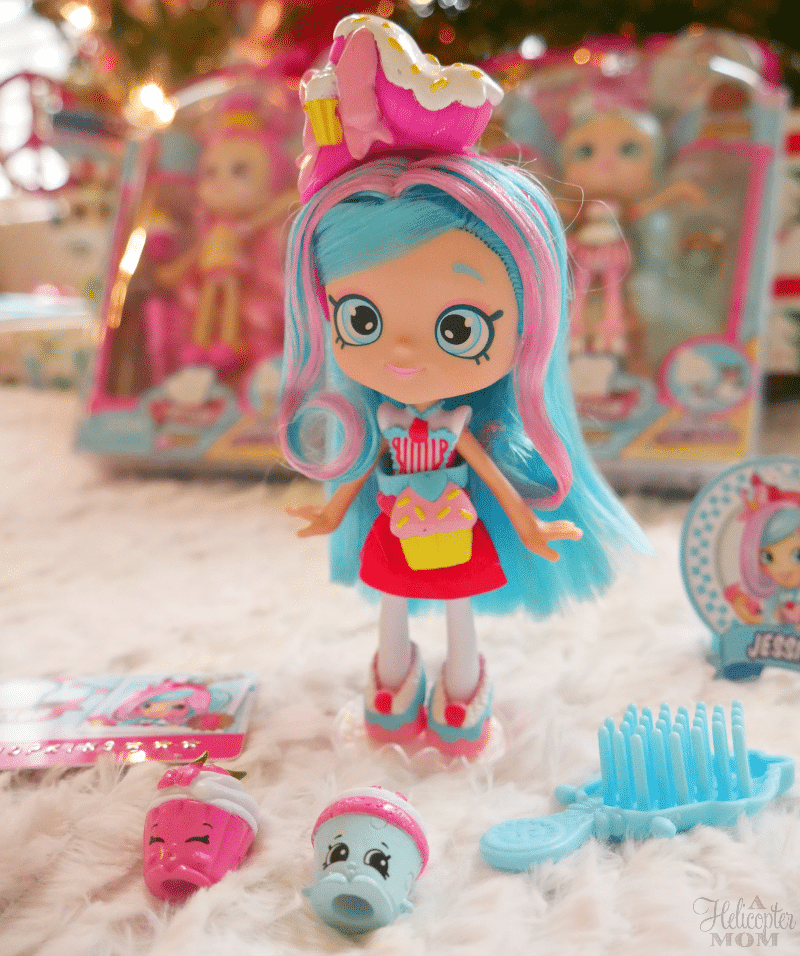 Shopkins Shoppies - Shopkins Giveaway