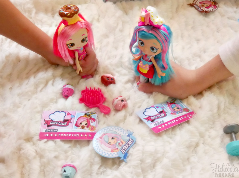 Shoppies Fun from Shopkins