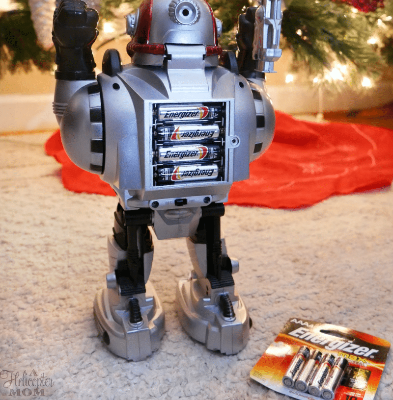 Stock Up on Energizer Batteries - Last Minute Holiday To-Do List