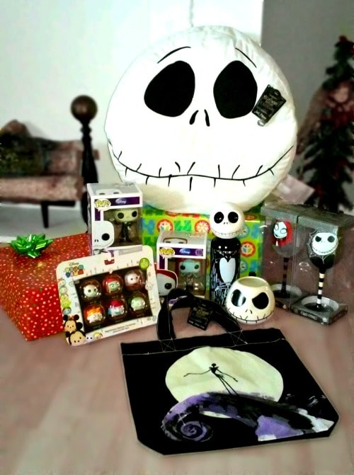 The Nightmare Before Christmas Prize Pack Giveaway