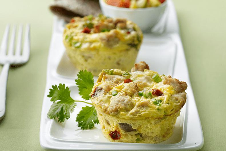 JENNIE-O Recipe Mexican Turkey Fritattas-min