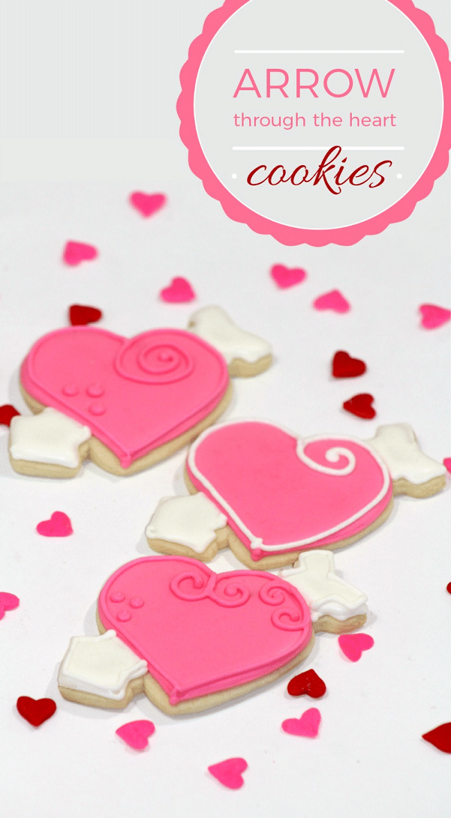Valentine's Day Cookies - Easy Recipe
