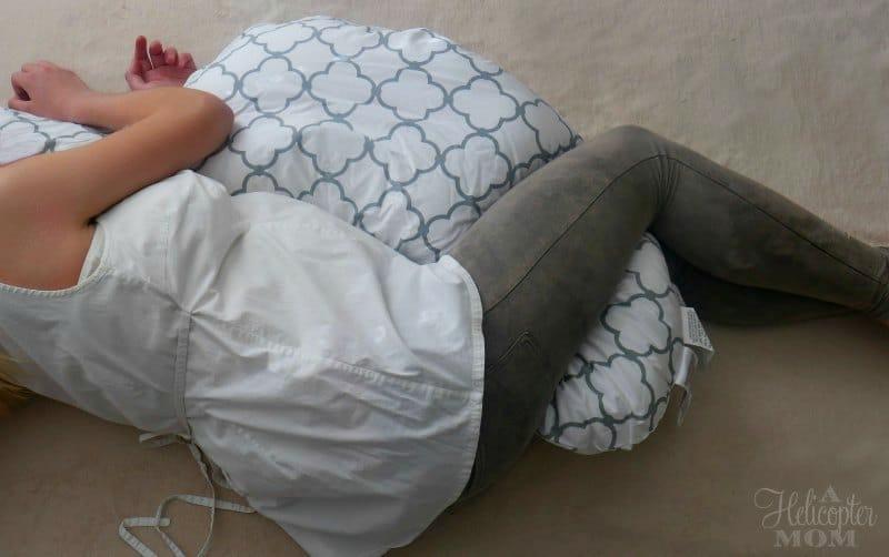 Boppy Total Body Pillow - Prenatal Pillow