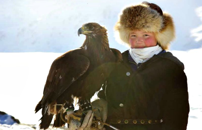 Sony Pictures - The Eagle Huntress