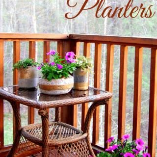Easy-DIY-Concrete-Planters-Easy-Home-DIY-Project