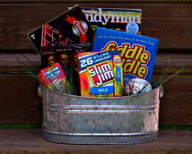 Easter Basket Ideas For Men 81