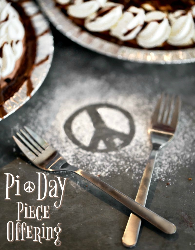 Pi Day Piece Offering
