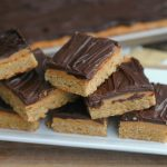 Easy Chocolate Peanut Butter Bars Recipe