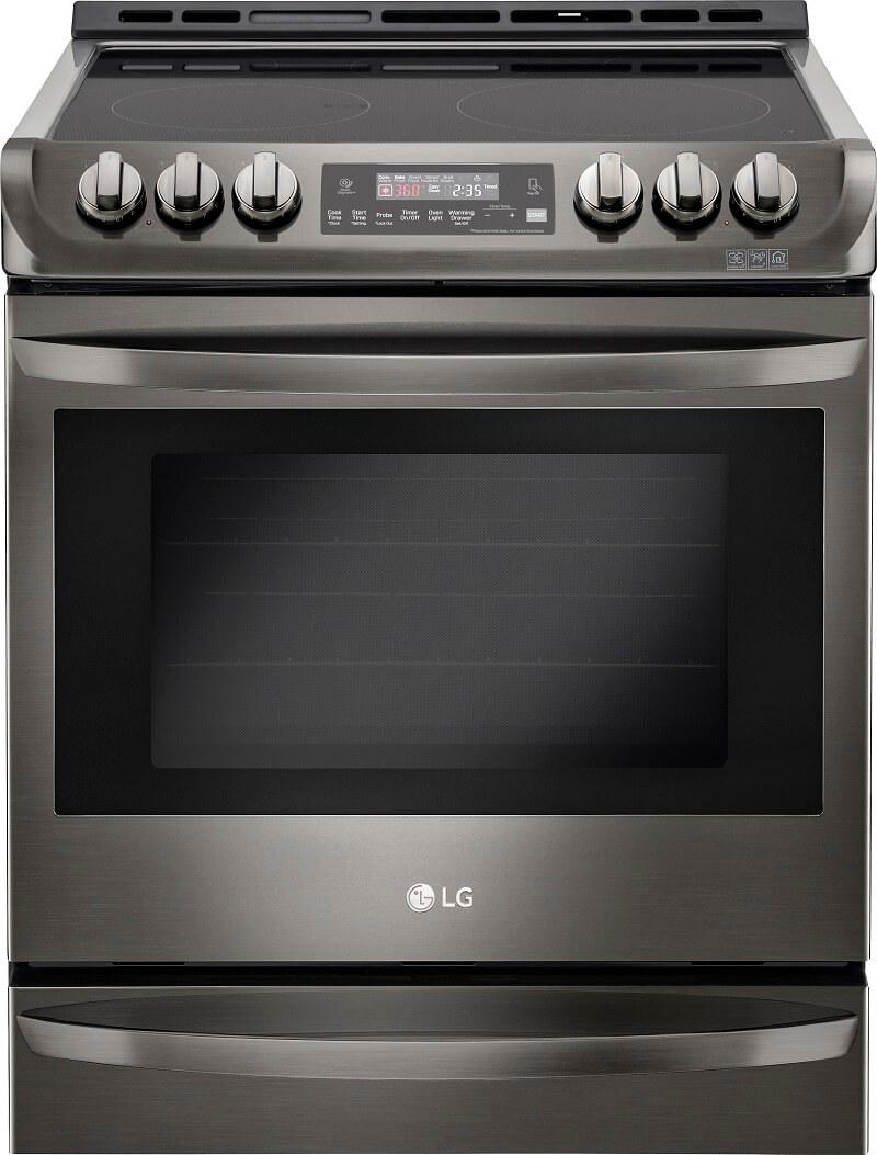 Best Buy LG Appliance Event