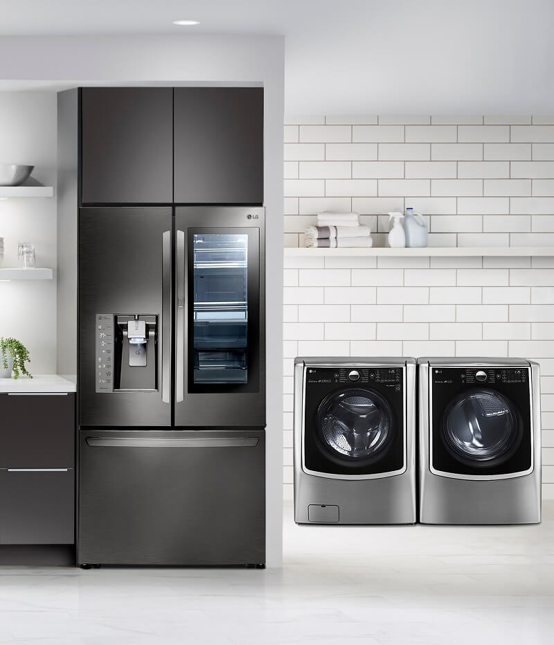 Best Buy LG Appliance Sales Event