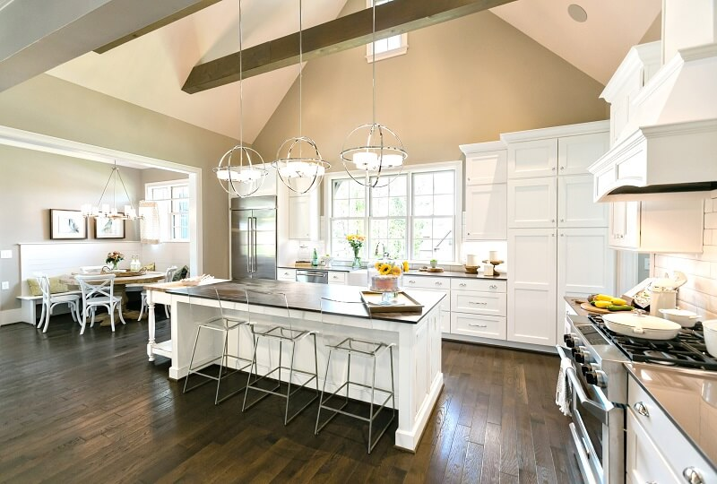 Dream kitchen makeover sweepstakes enter to win a for Dream floor giveaway