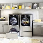LG Front Load Washer and Sidekick – Save