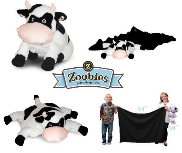 Zoobies Blanket Pets Giveaway
