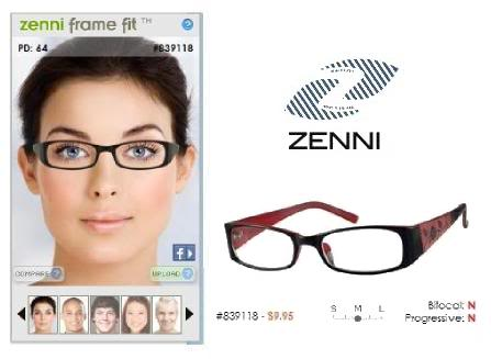 73bab48eab8e Inexpensive Glasses - ZENNI Optical - A Helicopter Mom