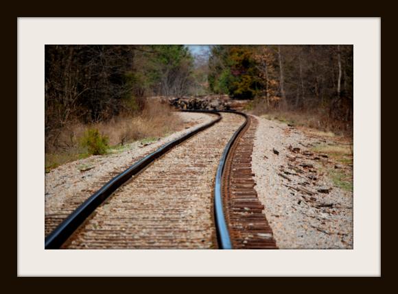 Photography Challenge Railroad