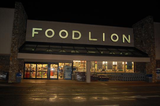 Food Lion Suspect