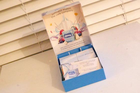 Kleenex Care Packs