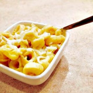 Three Cheese Tortellini in Sage Brown Butter Sauce Recipe