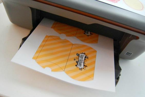 HP Wireless Printer Falling into Fun