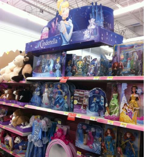 Disney Princess for a Magical Christmas
