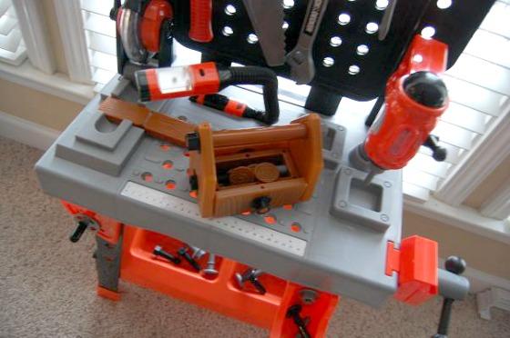 Cool Black Decker Junior Power Tool Workshop 39 99 On Black Ibusinesslaw Wood Chair Design Ideas Ibusinesslaworg