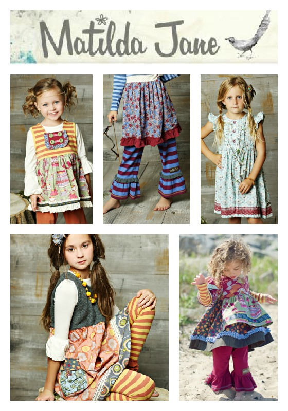 1224be4ba3 Matilda Jane Clothing Review - A Helicopter Mom