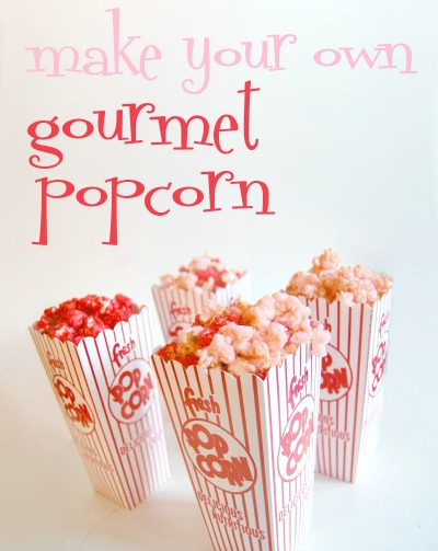 How to Make Flavored Popcorn Tutorial