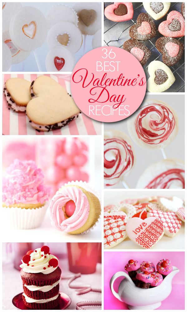 Valentine S Day Recipes Desserts Treats A Helicopter Mom