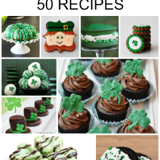 50 St. Patrick's Day Dessert Recipes
