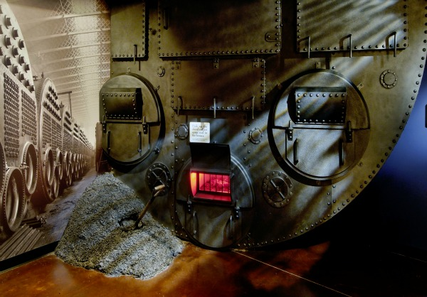 Titanic Furnaces Pigeon Forge