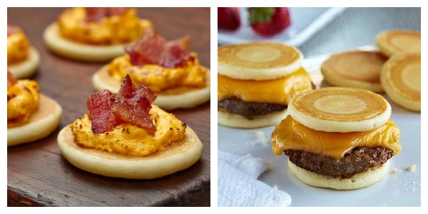 Aunt Jemima Lil Griddles Stackers and Sliders