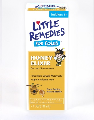 Little Remedies for Colds Cough Remedies