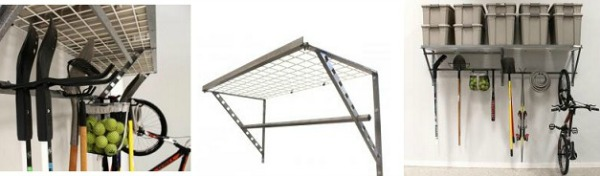 Monkey Bars Grid Shelf