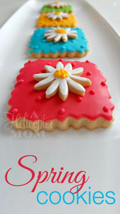 Spring Cookies #Recipe #Cookies #Tips