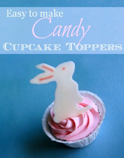 Easy Cupcake Toppers for Holidays