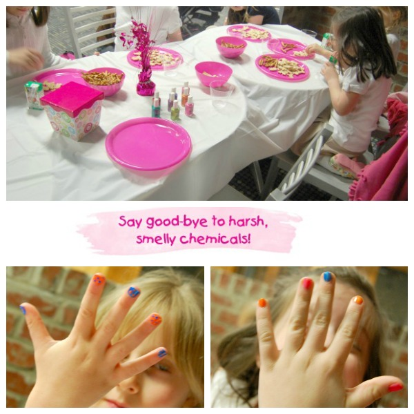 Piggy Paint Natural Nail Polish for Kids - A Helicopter Mom