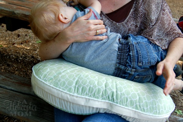 Mombo Nursing Pillow Giveaway A Helicopter Mom