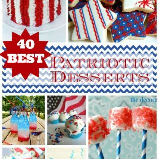 40 Amazing 4th of July Desserts