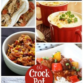60 Best Crock Pot Recipes