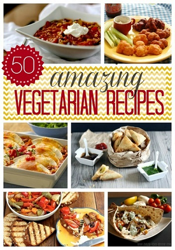 The 50 Best Vegetarian Recipes