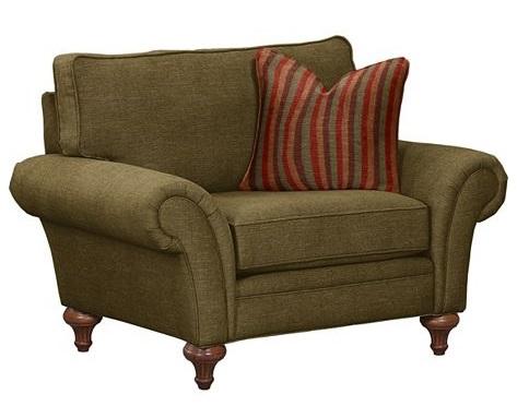 Merveilleux Sandridge Matching Chair From Havertys