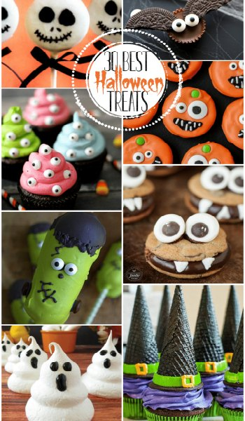 30 Best Halloween Treats