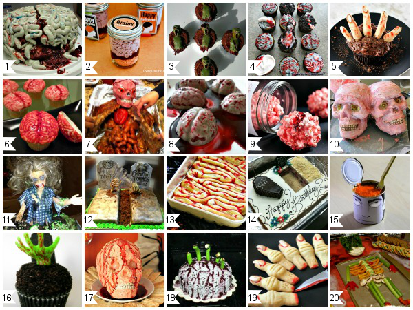 Zombie recipe ideas apocalypse party a helicopter mom zombie recipe halloween party forumfinder Images