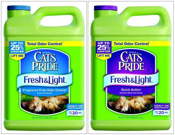 Cat's Pride Fresh & Light