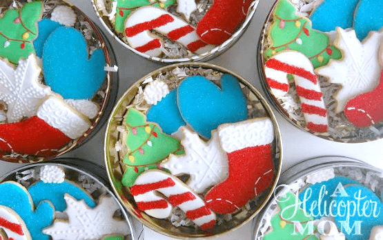 Christmas Cookie Cutter Cookies Recipe